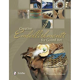 Creativos adornos para el arte de la calabaza