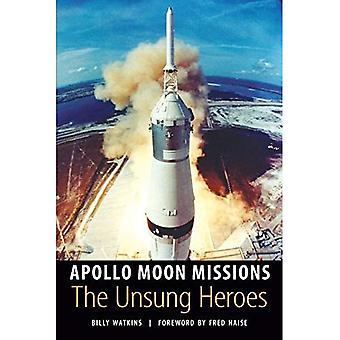 Apollo-Mondmissionen: Die unbesungenen Helden