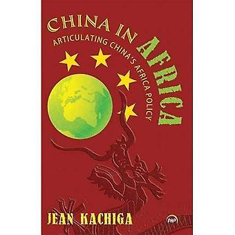 China em África: articulando a política da China África