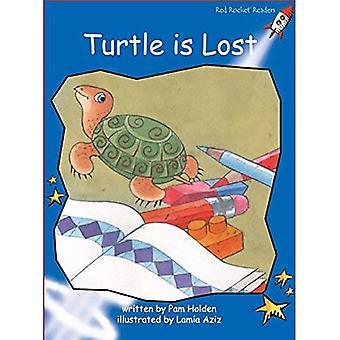 Schildpad is Lost (Red Rocket lezers)