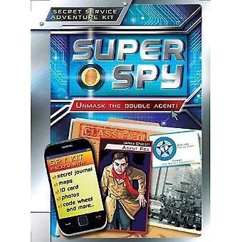 Die verlorenen Journal: Superspion