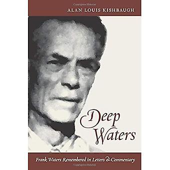 Dybe farvande: Frank farvande huskede i breve og kommentarer