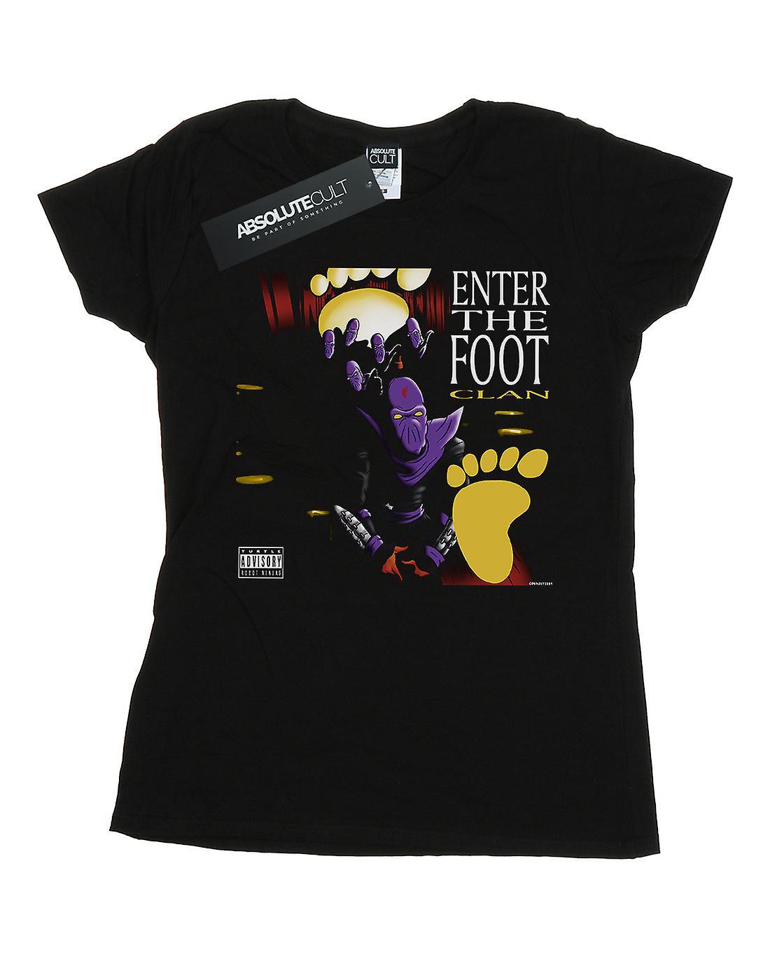 Pennytees Women's Foot Clan T-Shirt