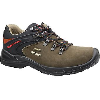 Grisport Marrone Scamoscia 11106S170G Mens trekking shoes