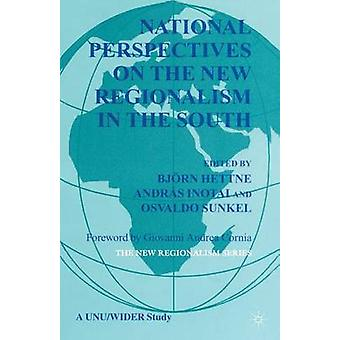 National Perspectives on the New Regionalism in the Third World by Hettne & B.