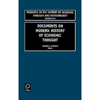 Documents Modern History Economic Thought by Samuels & Warren