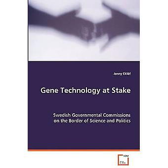 Genteknologi på spil ved Eklf & Jenny