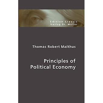 Principios de economía política de Malthus y Thomas y Robert