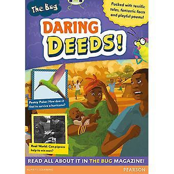 Bug Club Pro Guided Y4 Daring Deeds por Trish Cooke - 9780435180478 Bo