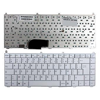 ソニーの Vaio VGN FE92 白フランス レイアウトの交換ノート パソコンのキーボード