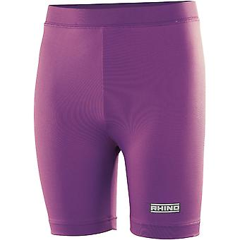 Rhino chicos rápido ligero deportivo Ponte pantalones cortos de secado