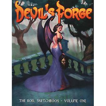 Devil's Forge - The Roel Sketchbook - v. 1 by Roel Wielinga - 978086562