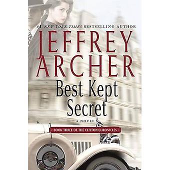 Best Kept Secret by Jeffrey Archer - 9781250055569 Book