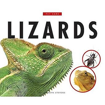 Lizards by Kathryn Stevens - 9781631437335 Book