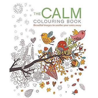 The Calm Colouring Book - 9781784046316 Book