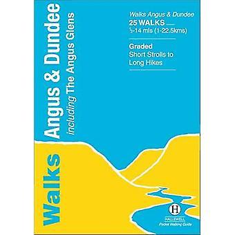 Walks Angus by John Fyfe - Rebecca Coope - 9781872405148 Book