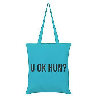 Grindstore U OK Hun Tote Bag