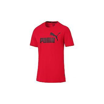 Puma Ess Logo Tee 85174005   men t-shirt