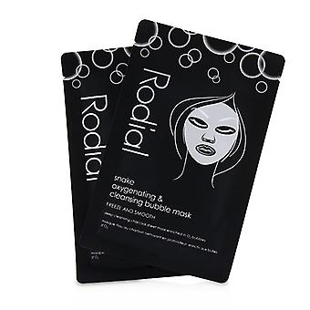Rodial Snake Oxygenating & Cleansing Bubble Mask - 8pcs