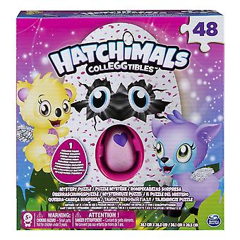 Hatchimals Colleggtibles mysteeri pala peli