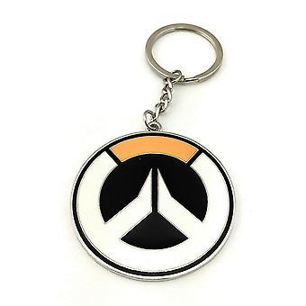 Key Chain - Overwatch - Logo Enamal Metal New kc-ow-logo