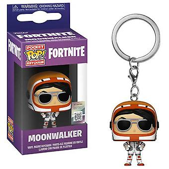 Fortnite Moonwalker Pocket Pop! Keychain
