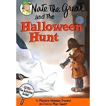 Nate the Great and the Halloween Hunt by Marjorie Weinman Sharmat - M