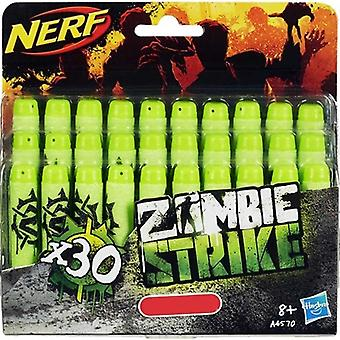 Nerf Zombie Strike Dart Refill-30 pijlen