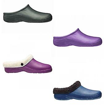 Outdoor Garden Clogs For Men & Women Waterproof Slip-On Durable Mule, Size UK 4-11