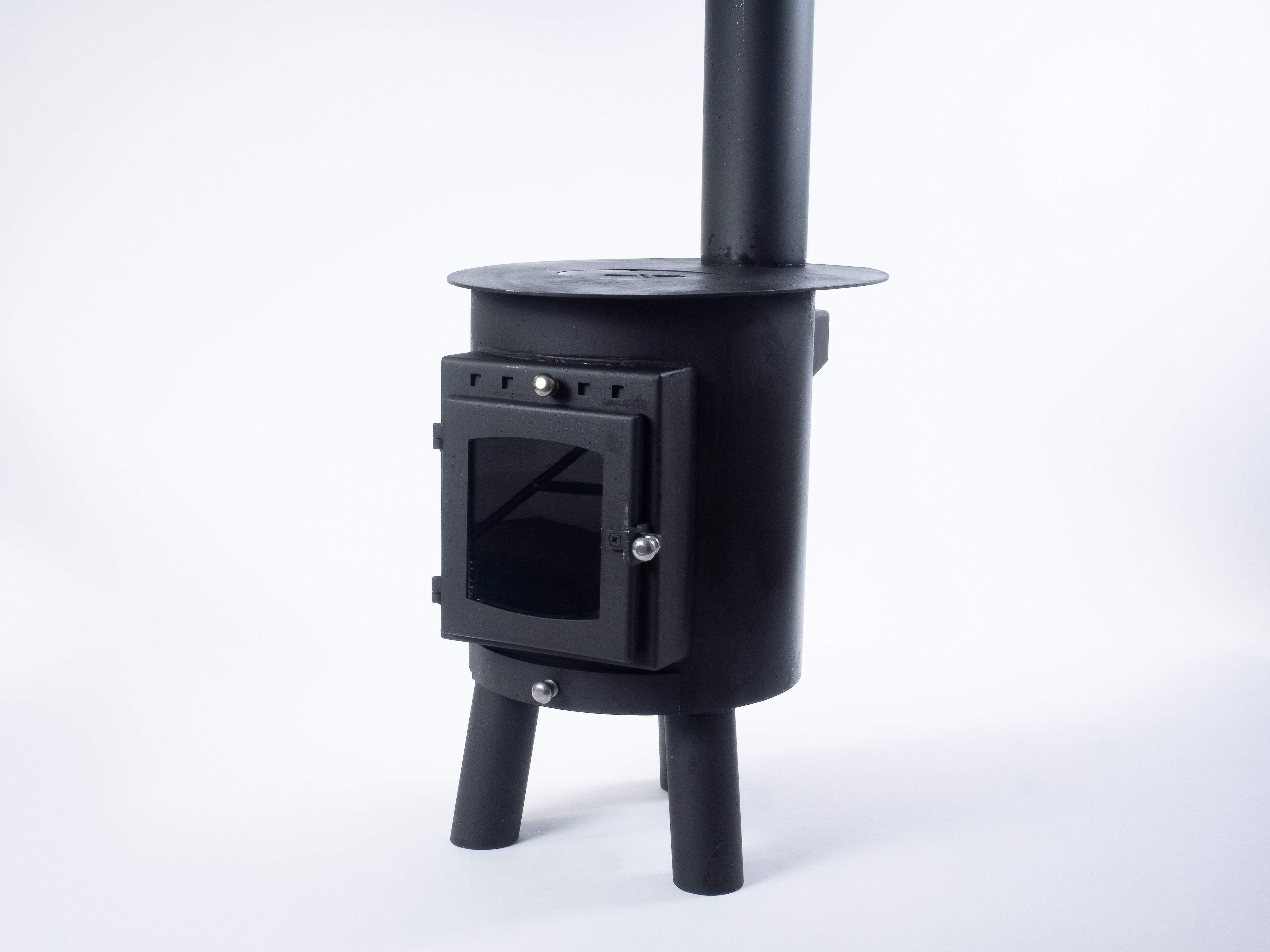 Outbacker® Hygge Woodburning Shepherd's Hut Stove