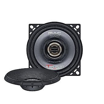 Mac Audio Star Flat 10.2, 180 Watt max. 1 Paar passend für Mercedes-Benz & Volvo