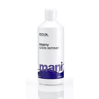 Strictly Professional Creamy Softens & Removes Excess Cuticle Remover 500ml