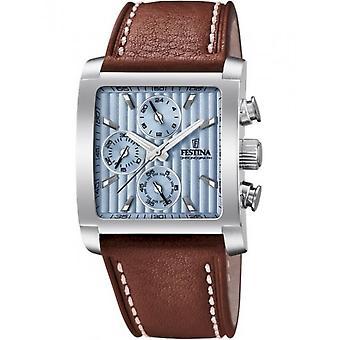 Festina Miesten Watch F20424/1 chronographs