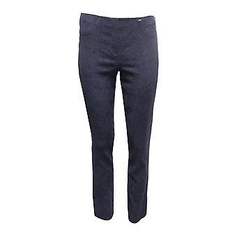 ROBELL Robell Trousers Bella 51559 54825 69 Navy