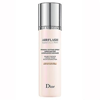 Christian Dior Backstage Airflash Radiance Mist Primer & Impostazione Spray Fair per luce toni della pelle 2.3 once / 70ml