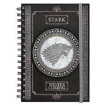 Game of Thrones, Notepad-strong
