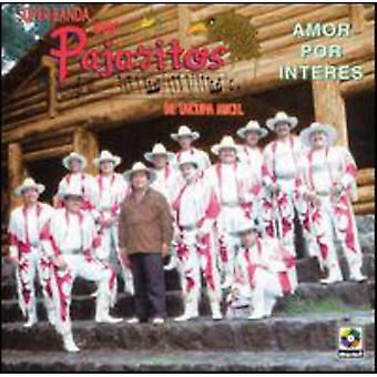 Importazione di banda Los Pajaritos De Tacupa - Amor Por Interes [CD] Stati Uniti d'America