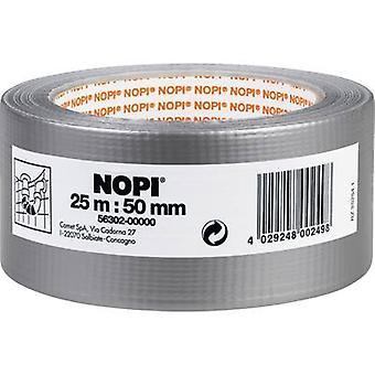 tesa 56302-00-03 Reparationstejp Nopi® Silver (L x W) 25 m x 50 mm 25 m