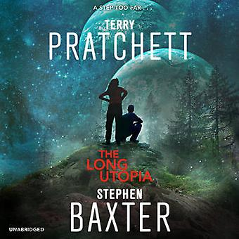 The Long Utopia by Pratchett & TerryBaxter & Stephen