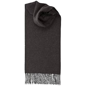 Royal Speyside Lambswool Plain Scarf - Claret