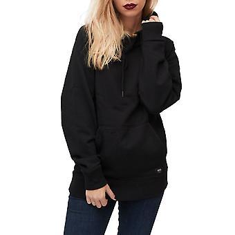 Vans Versa Hoodie Dx Color Black Jacket