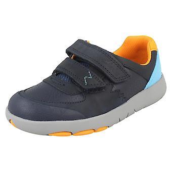 Chaussures décontractées Garçons Clarks Rex Quest K