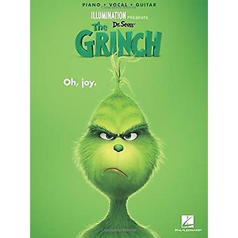 Dr. Seuss The Grinch PVG by Danny Elfman