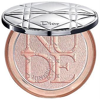 Christian Dior Diorskin Nude Luminizer Shimmering Glow Powder 01 Nude Glow 0.21oz / 6g
