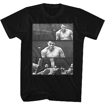 American Classics Muhammad Ali Over Liston 2.0 T-Shirt - Black