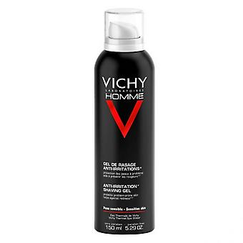Vichy Homme Herren Anti-Irritation Rasiergel 150ml