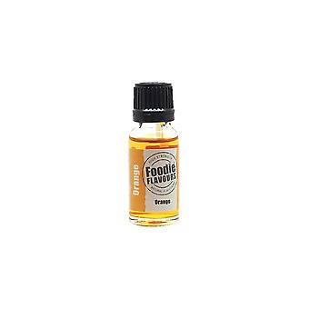 Saveurs Foodie Orange Natural Flavouring 15ml