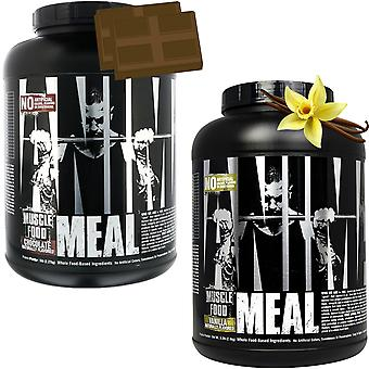 Universal Nutrition Animal Meal Powder - 20 Servings - 46g of protein per scoop