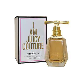 I Am Juicy Couture Eau de Parfum Spray 100ml