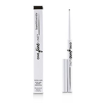 Bareminerals One Fine Line Micro Precision Eyeliner - # Accurate Espresso 0.07g/0.002oz